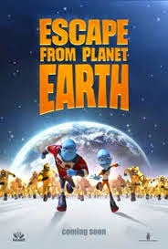 Watch Escape from Planet Earth (2013) online free