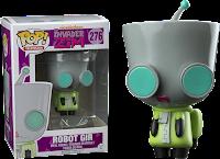 Funko Pop! Robot Gir