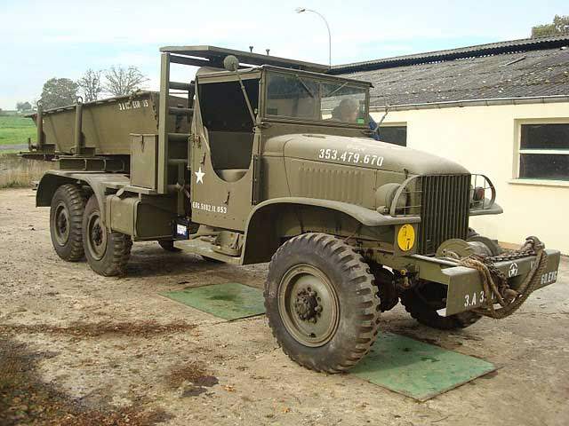WW2 Trucks for Sale http://panzermaus.blogspot.com/2011/06/ex-mod-only-2500-miles.html