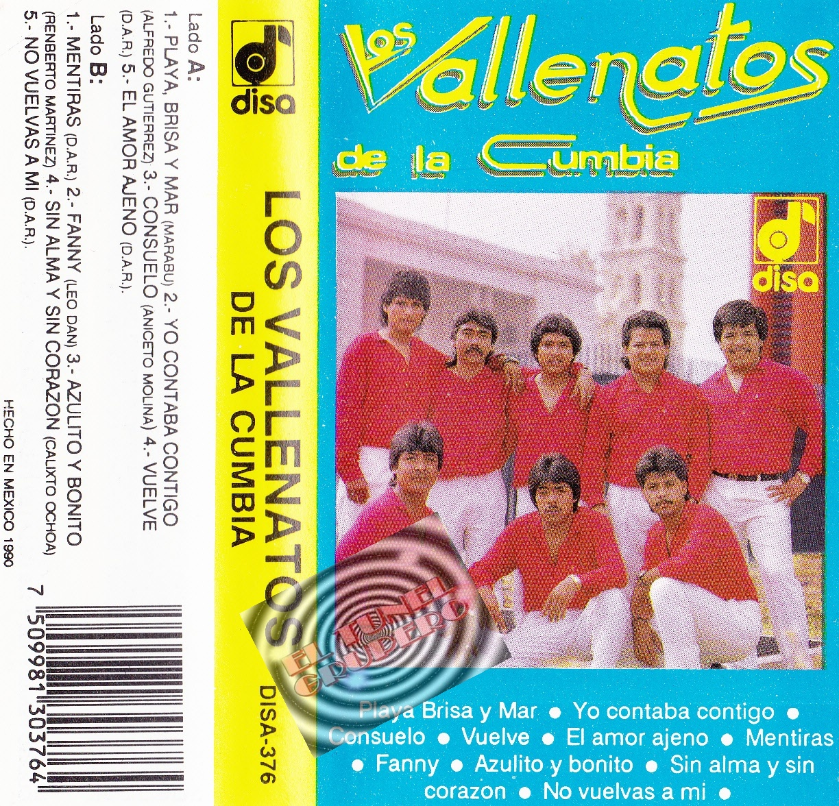 LOS VALLENATOS DE LA CUMBIA ÉXITOS MIX. - YouTube