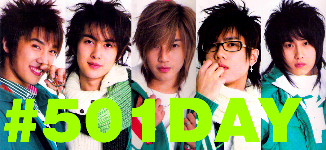 ( SS501 MEXICO ) - Triple S Mexican Fan site