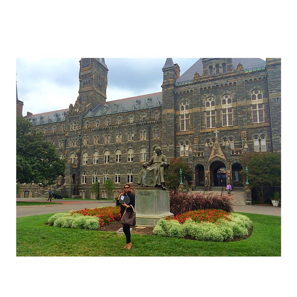 Na Georgetown University-