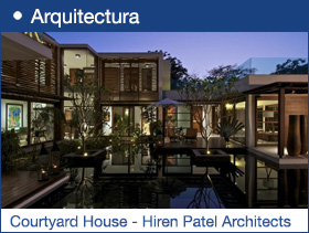 Courtyard House - Hiren Patel Architects
