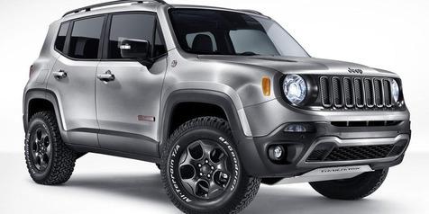 Jeep 2016 Terbaru Harga Murah