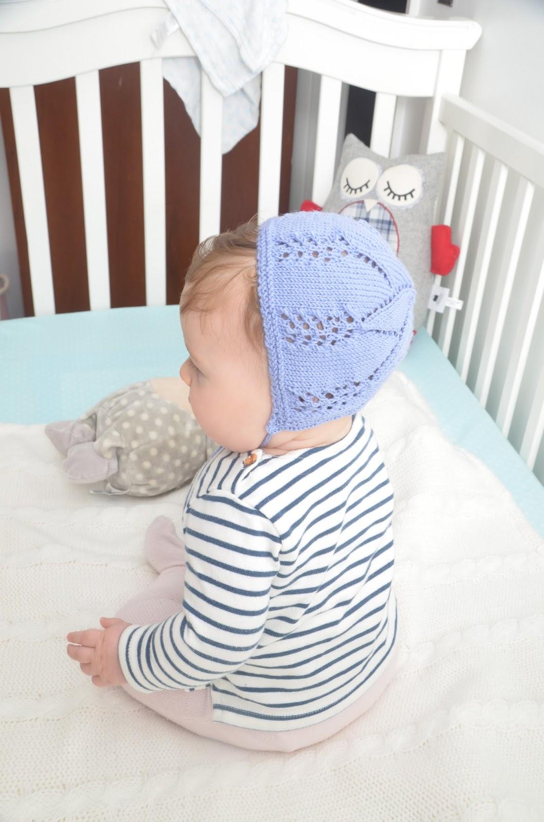lanitasypapel: Haz una capota para bebé con estrella DIY