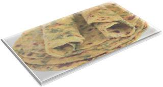 Methi roll
