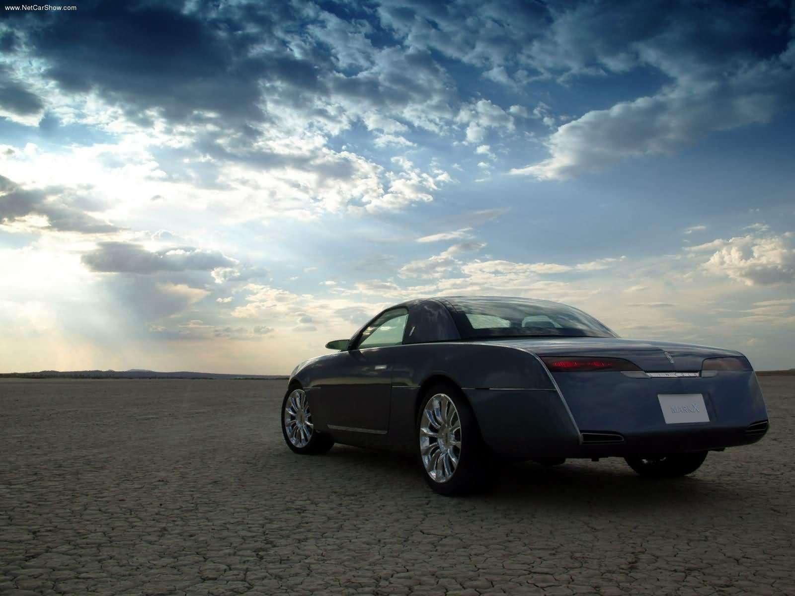Hình ảnh xe ô tô Lincoln Mark X Concept 2004 & nội ngoại thất