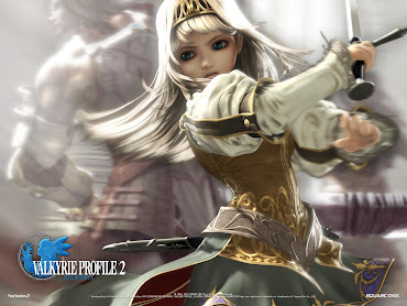 #4 Valkyrie Profile Wallpaper
