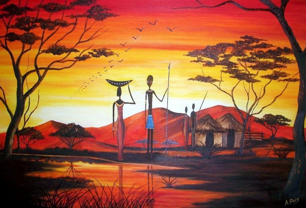 Pintura moderna y fotograf a art stica cuadros de - Oleos decorativos ...