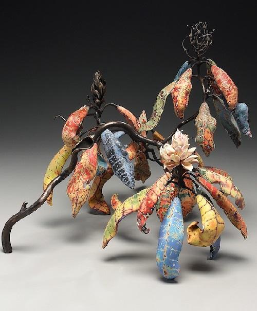 ceramic artwork by Michael Sherill