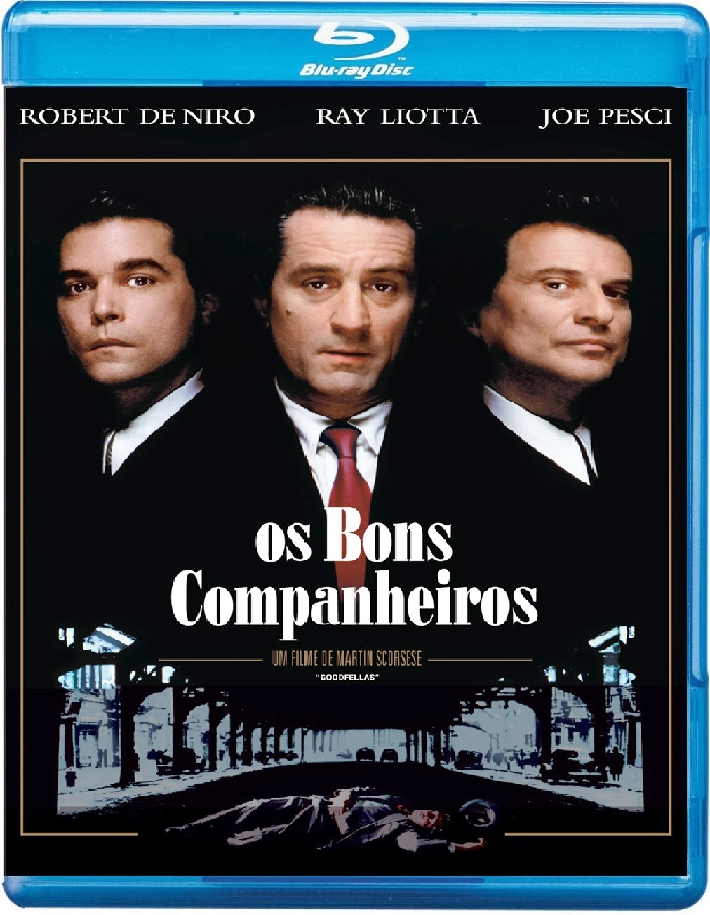 Blu Ray Download Os Bons Companheiros (1990) BDRIP BLURAY 720P TORRENT DUBLADO