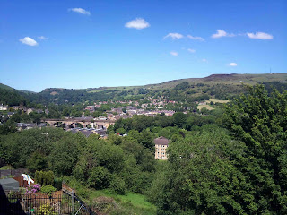 Views over Todmorden