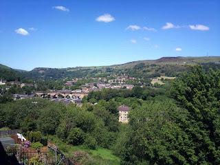 Views over Todmorden