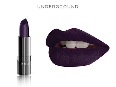 Underground Lipstick Nabla Cosmetics Mr Daniel