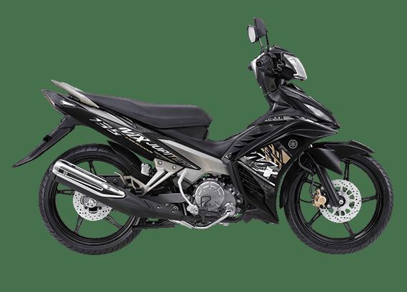 Yamaha New Jupiter MX Hitam