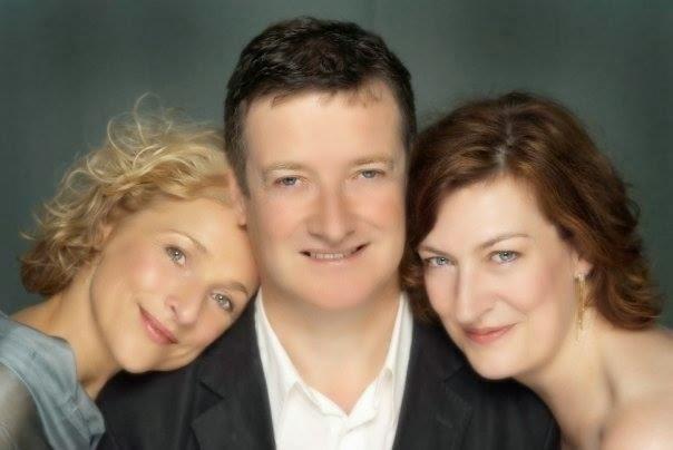 Rosemary Joshua, Harry Bicket, Sarah Connolly - photo the English Concert