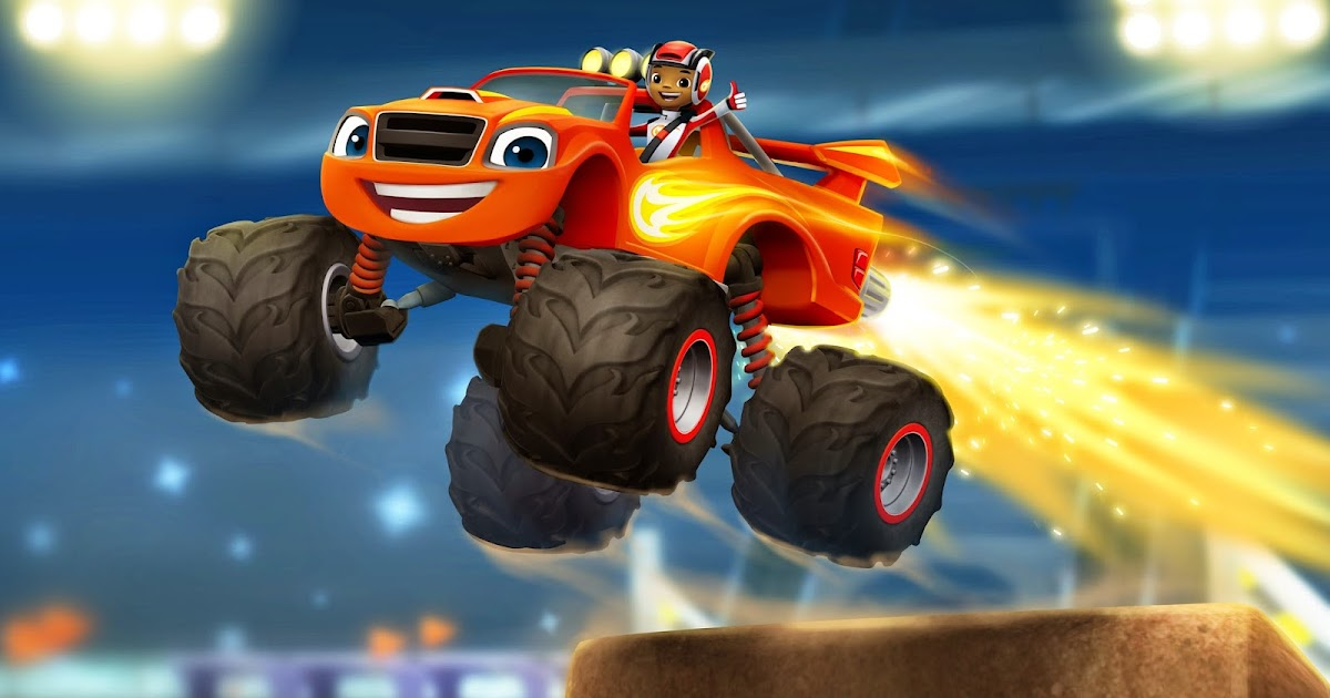 Blaze Car Show