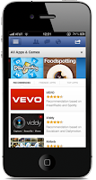 Facebook-launches-app-center