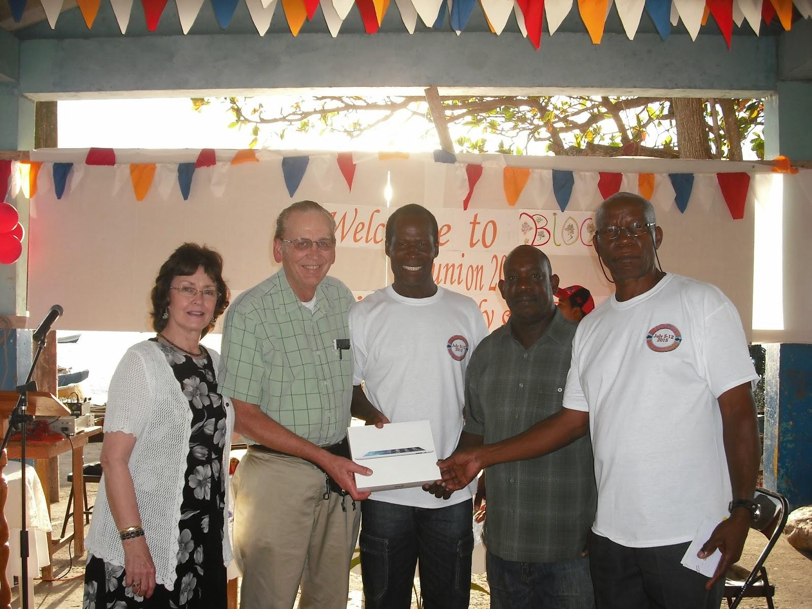 Bioche committee members Dominica