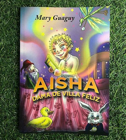 "Portada ""Aisha, dama de Villa Feliz"""