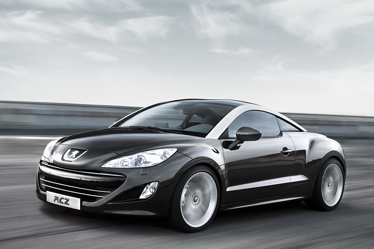 car posters peugeot rcz. Black Bedroom Furniture Sets. Home Design Ideas