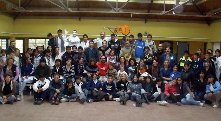 Encuentro de Experiencias de Huertas-Granjas Solidarias