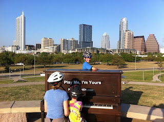 Butler Park in Austin