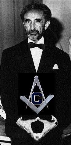 Haile Selassie was a Freemason?