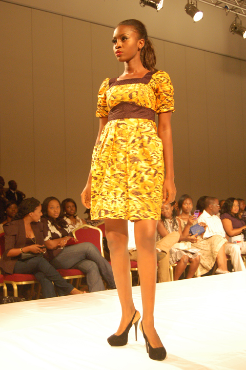 Tonero photo agency lagos fashion and design week 2011 for Fashion design agency