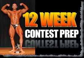 Bodybuilding Contest Preparation