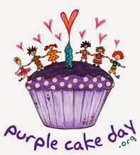 Purple Cake Day