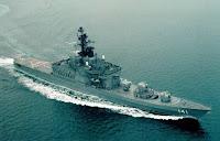Haruna class destroyers