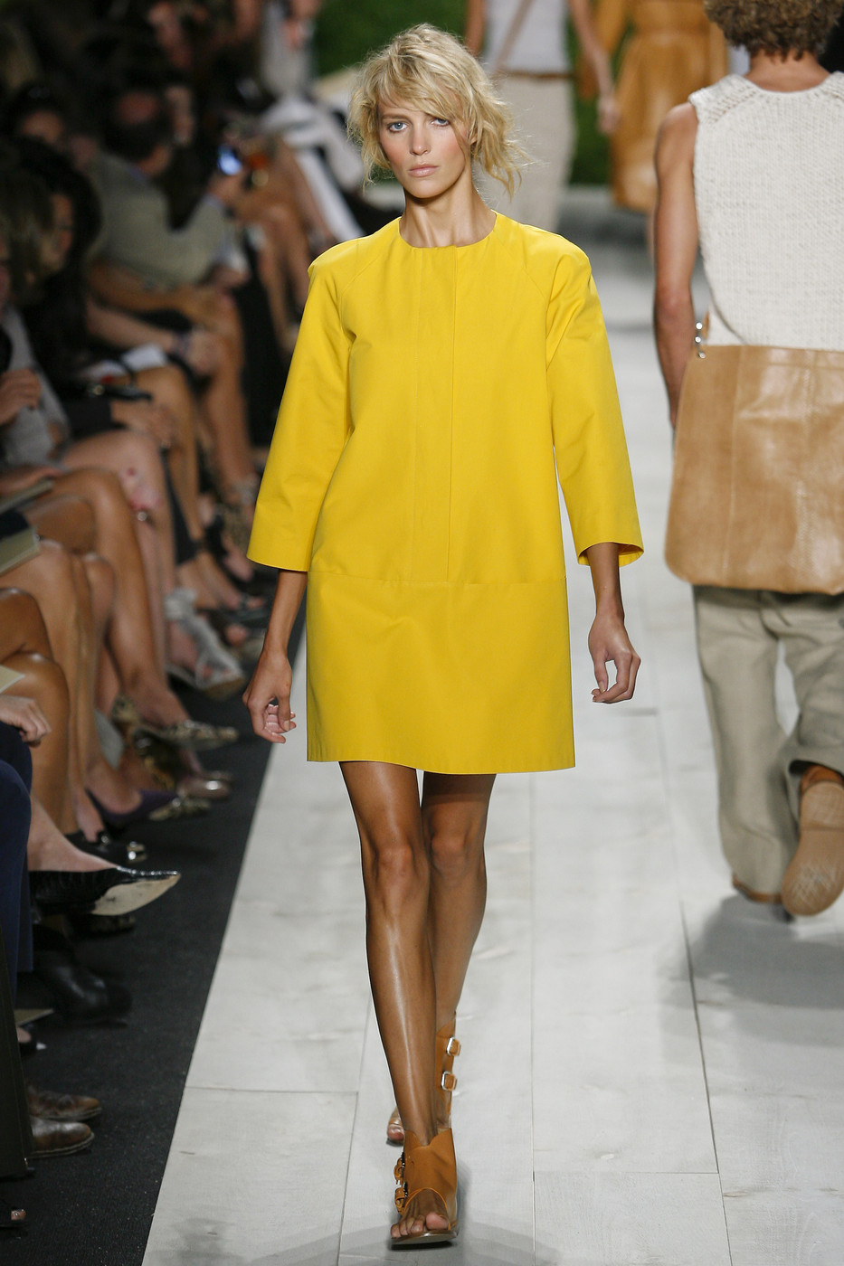 via fashioned by love | Michael Kors Spring/Summer 2011