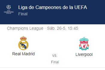 Final Copa de Campeones 2018
