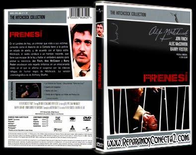 Frenesí 1972 | Caratula | Cine clásico