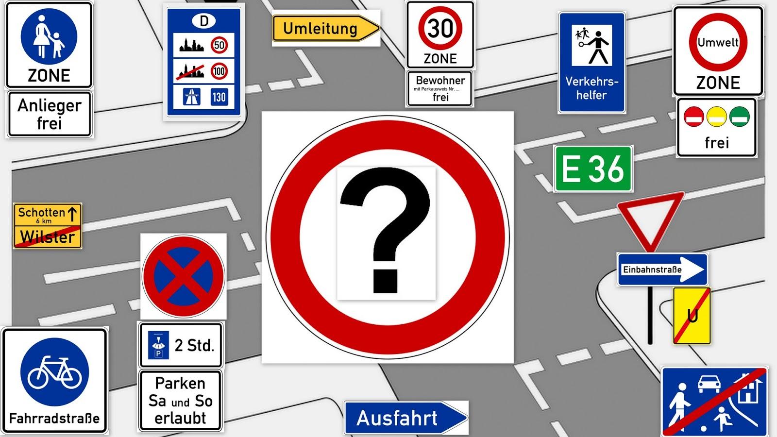 фото знаков дорожных знаков