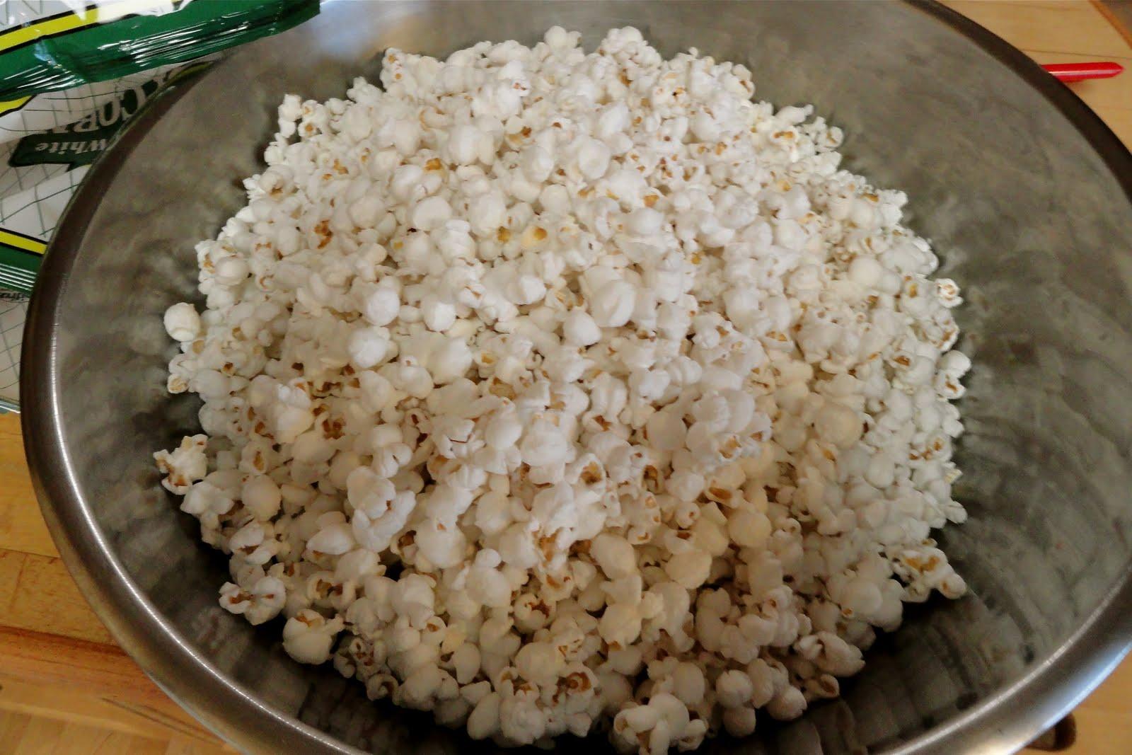 Попкорн в карамели рецепт с фото пошаговый Едим Дома 23