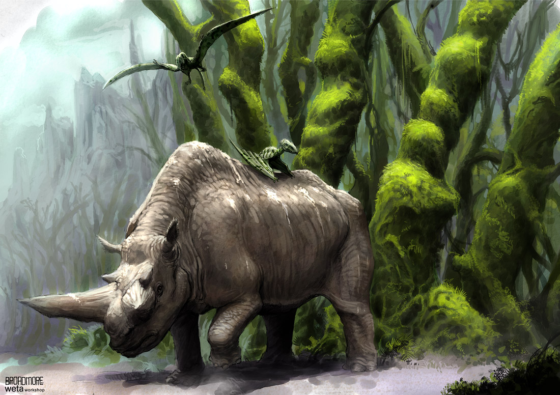 Atercurisaurus Character and Creature...