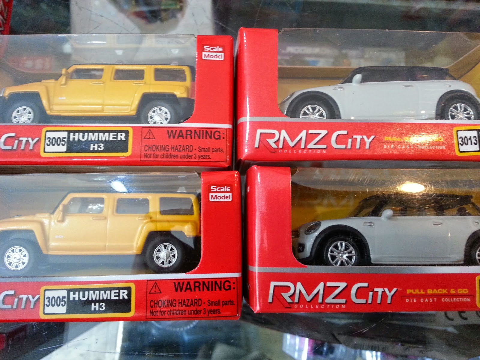 RMZ City Diecast Collections