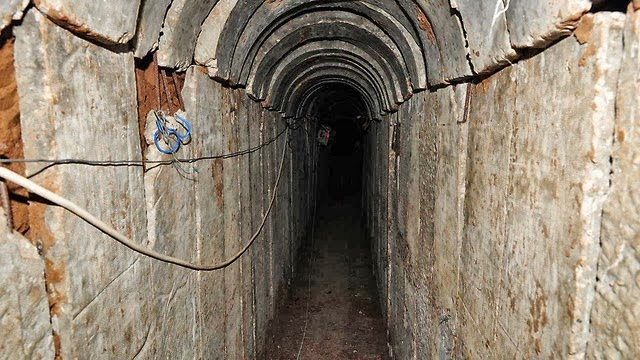 Mengintip Terowong HAMAS Yang Buat Israel Ketakutan dan Cuba Memusnahkannya