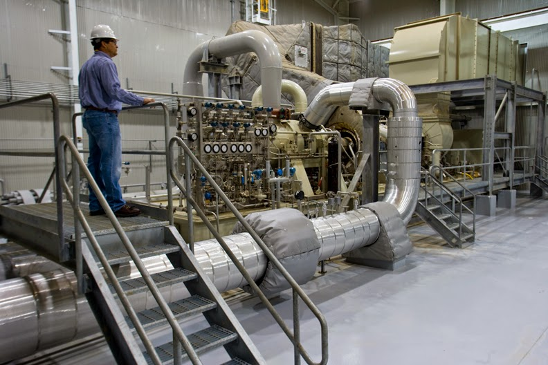 Pipeline And Compressor Station Design And Construction