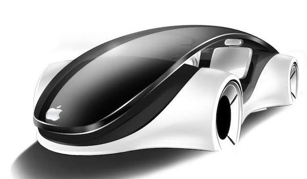 Apple iCar Concept: Intelligent Computing