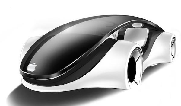 Apple iCar Concept: Intelligent Computing