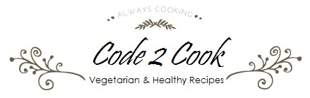 Code2Cook | Vegetarian & Healthy Recipes Collection