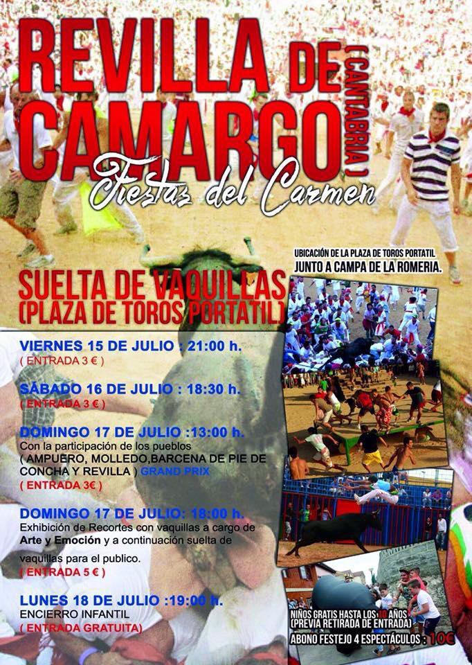 REVILLA DE CAMARGO(CANTABRIA)2016