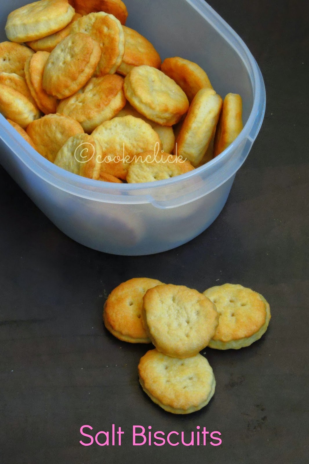 Salty biscuits, Sweet and Salt biscuits