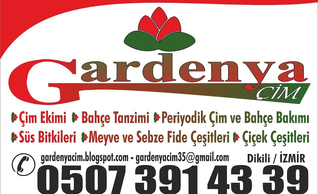 GARDENYA Çim, Çiçek ve Bahçe Bitkileri