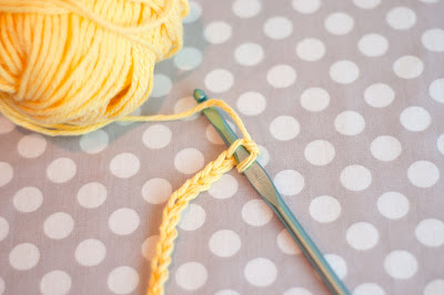 how to crochet The Chain Stitch