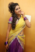Priyanka half saree photos-thumbnail-11