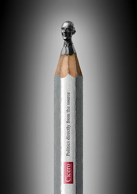 Pencil Tip Sculptures by Ragna Reusch Klinkenberg (7) 1